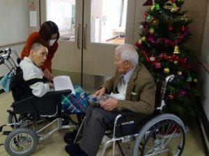 英晃&桂馬日記 Part29  「寄付をいただきました」